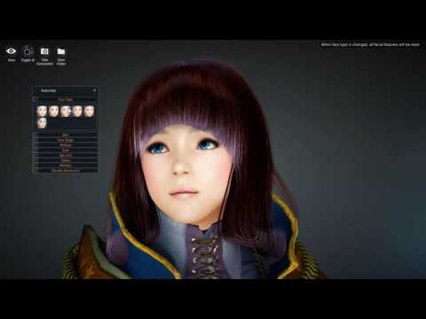 Black Desert Online - Character Creator [Witch]