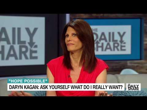 Daryn Kagan talks
