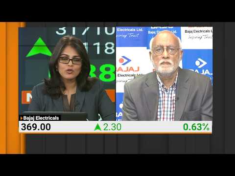 October Should Be A Strong Month, Says Bajaj Electricals