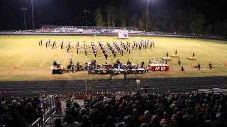 Northwest Guilford Fall Festival 2015-10-26 (pressbox view)