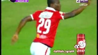 أهداف الأهلي 2 ريكرياتيفو 0 رمضان صبحي وانطوي افريقيا 19 مارس 2016