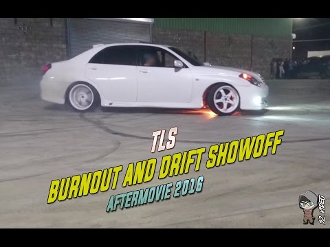 TLS | Burnout and Drifts Aftermovie 2016