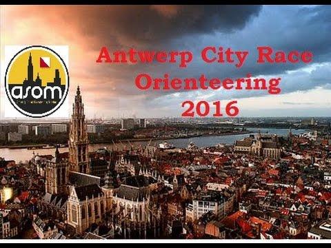 Antwerp City Race Orienteering 2016 - Antwerp City North 26 June 2016