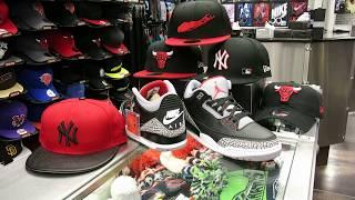 Nike Air Jordan Black Cement 3 - at Street Gear, Hempstead NY