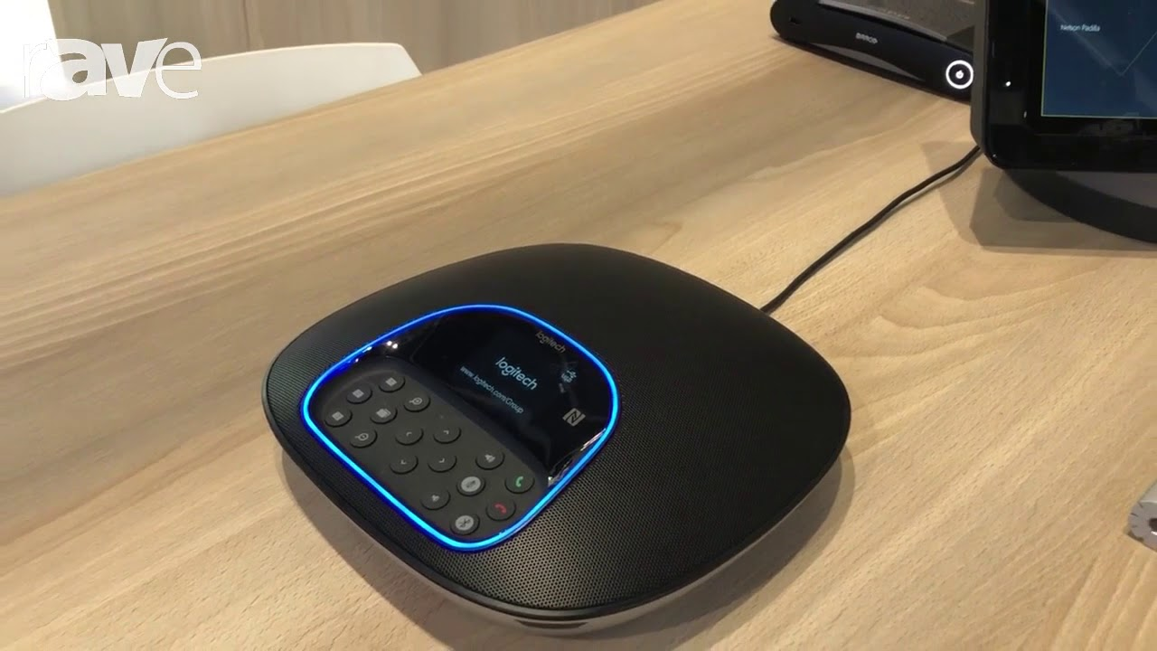 Integrate 2018: Logitech Features SmartDock, Rally 4K PTZ Camera in Meeting  Room Solution