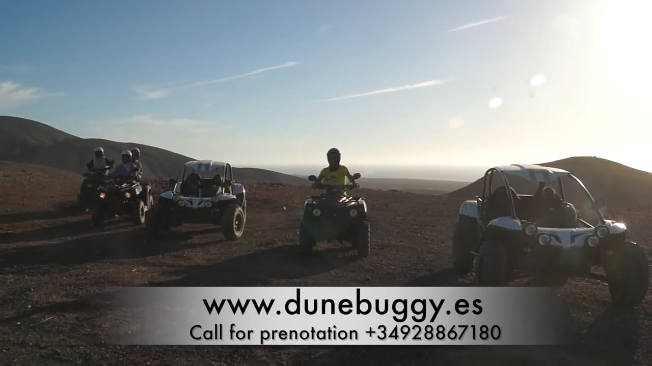 DUNE BUGGY FUERTE ADVENTURE EXCURSION