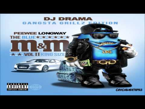 PeeWee Longway - The Blue M&M Vol. 2 (King Size) (FULL MIXTAPE + DOWNLOAD LINK) (2015)