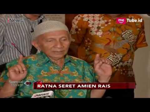 Amien Rais Blak-blakan Akan Ungkap Kasus Korupsi - Special Report 08/10