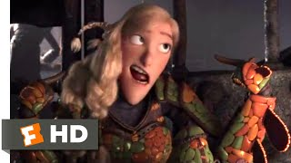How to Train Your Dragon 3 (2019) - Ruffnut Is Annoying Scene (4/10) | Movieclips