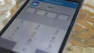 How to Lock Apps with a Pass Code on iOS