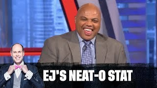 Chuck's Week in Sports | EJ's Neato Stat of the Night