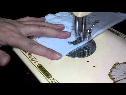 Ballet (Class 15) sewing machine with Stoppax darner