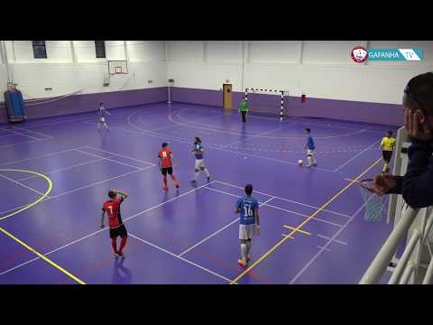 GD Gafanha Vs Lobitos Futsal - Juniores