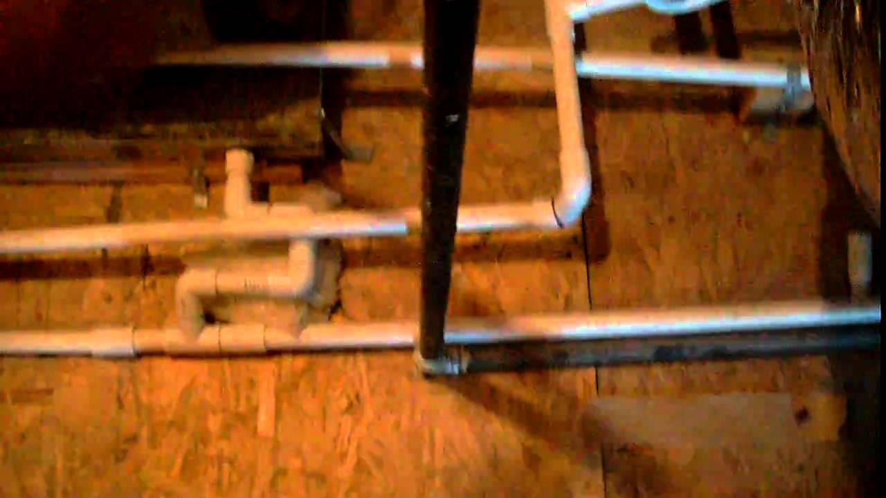 Loose Gas Pipe At Attic Furnace Avi