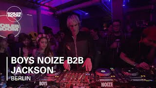 Boys Noize B2B Jackson Boiler Room Berlin Dj Set