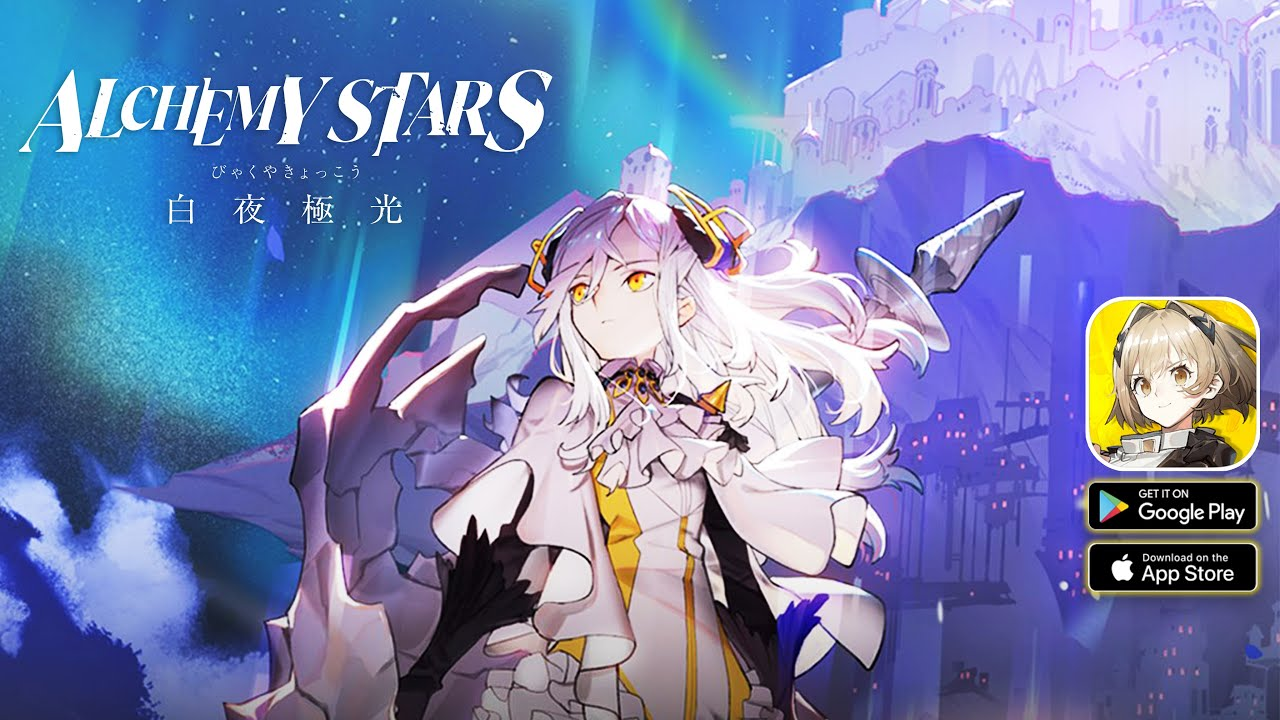 Alchemy Stars (ENG) Official Release RPG Gameplay (Android/IOS)