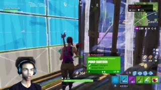 Best Solo Player on Fortnite | Best Shotgunner on PS4 | 1980+ Solo Wins