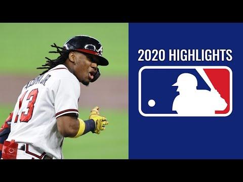 Ronald Acuña Jr. | 2020 Highlights