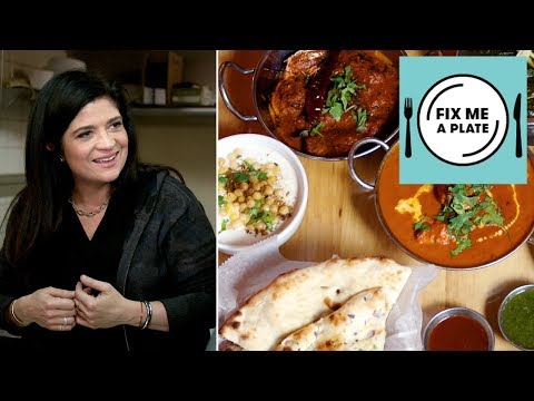 Making Samosas at Dhaba with Alex Guarnaschelli | Food Network