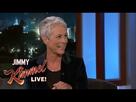 Jamie Lee Curtis on Late Night Shows, Fly Fishing & Husband Christopher Guest