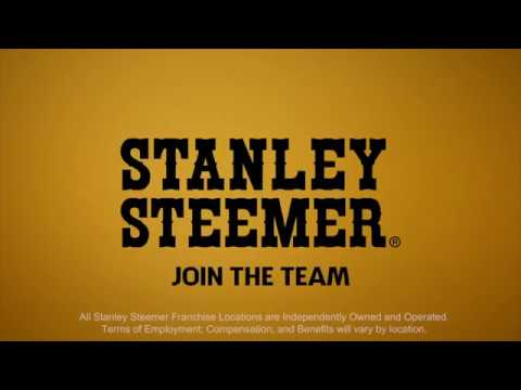 Join The Team   Stanley Steemer