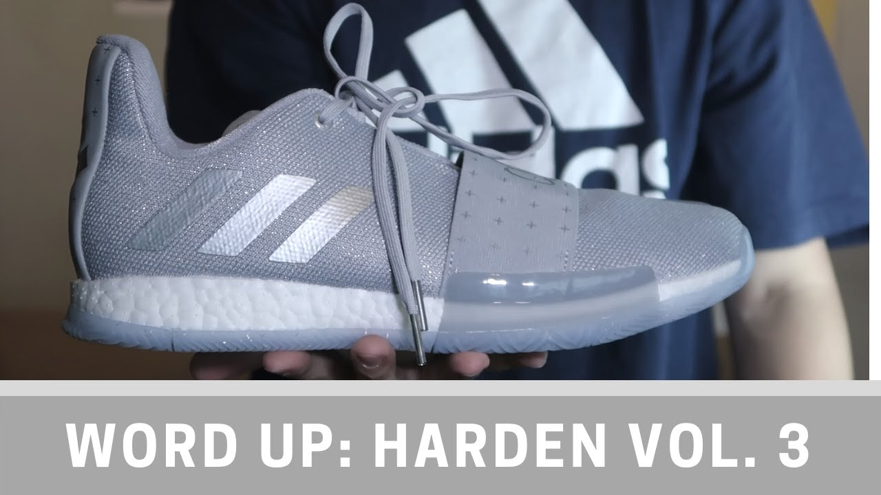 Initial Reactions to the Harden Vol. 3