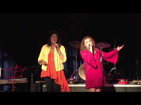 Blue Skies: Emily Albert-Stauning with Patty Peterson: Hope For A Better Day Benefit 2015