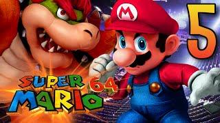 BOWSER!   Super Duper Mario 64 #5