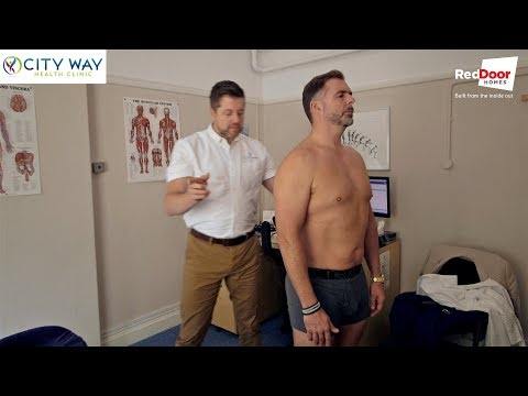 RedDoor Review: Andy Wicking at City Way Health Clinic