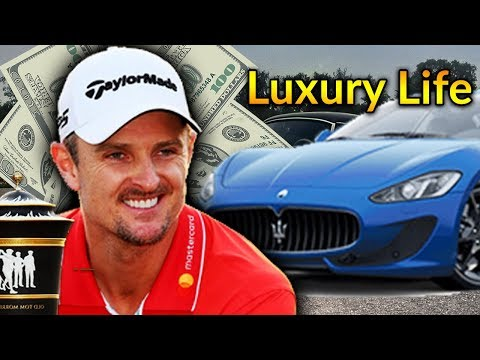 Justin Rose Luxury Lifestyle | Bio, Family, Net worth, Earning, House, Cars