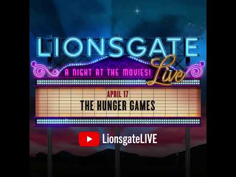 Lionsgate Live: A Night At The Movies! – Regal [HD]