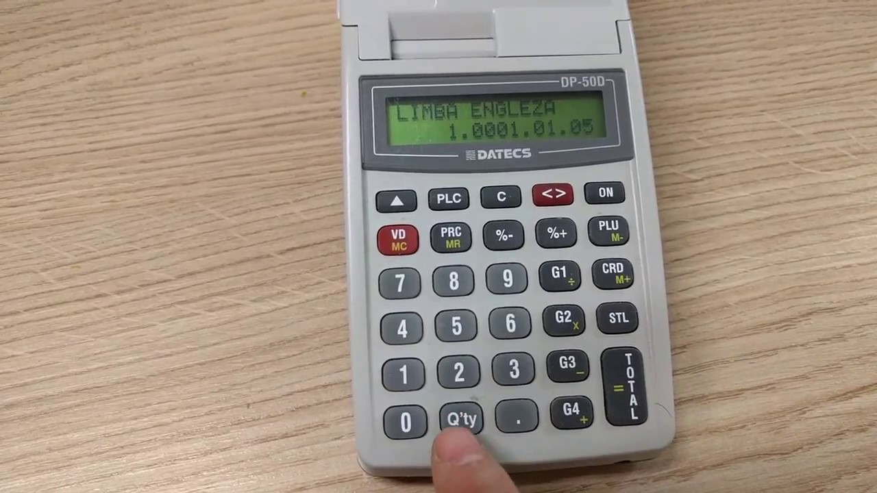 Инструкция для работы на кассовом аппарате datecs m50