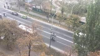 Закрытие мотосезона в Мариуполе