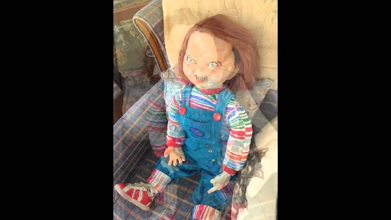 Lifesize Good Guy Chucky Doll Handmade Curse Of
