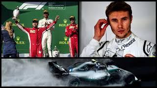 Человек дождя - это миф, Сироткин не лучше Стролла (Гран-При Венгрии 2018 Формула-1)