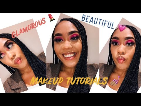 how to do a full face makeup tutorial / affordable