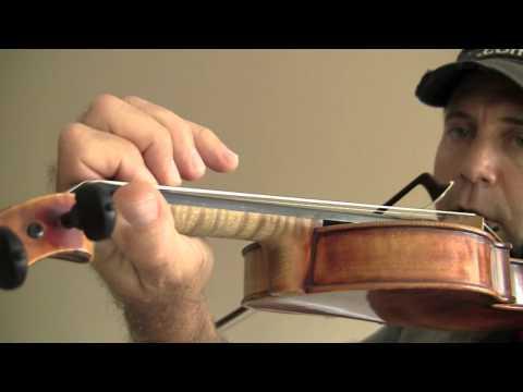Trills on the Violin