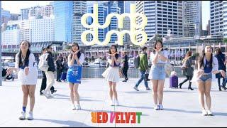 "Download Lagu [KPOP IN PUBLIC CHALLENGE] RED VELVET (레드벨벳) - ""Dumb Dumb"" Dance Cover in Australia mp3"