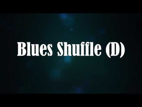 Chicago Style Blues Backing Track (D)
