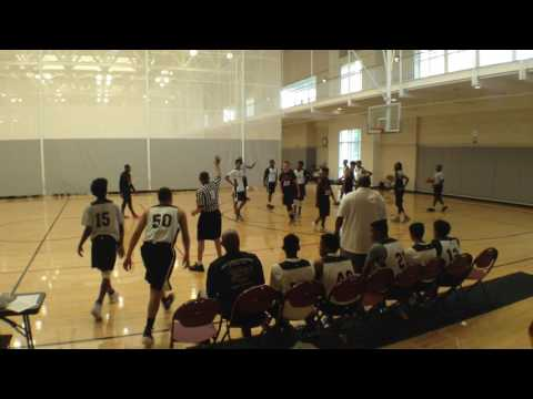 "Jerrick""Jay""Palmer#15, Indian Land High School Game film at South Carolina Camp 2016"