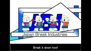 【高音質】日本ブレイク工業 ユーロビートVer