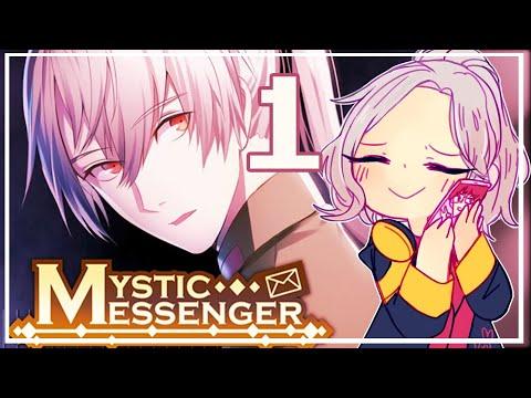 MeliZ Plays: MYSTIC MESSENGER-Zen Route [P1]