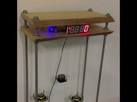 'Ephemeral countdown(rise of the machine)' by Brian McNamara.