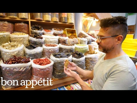The Best Finds at Mexico City's San Juan Market | City Guides: Mexico City | Bon Appetit