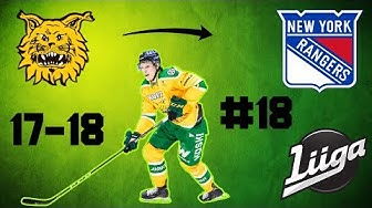 Ilves 2017-2018: #18 Ville Meskanen (Highlights)