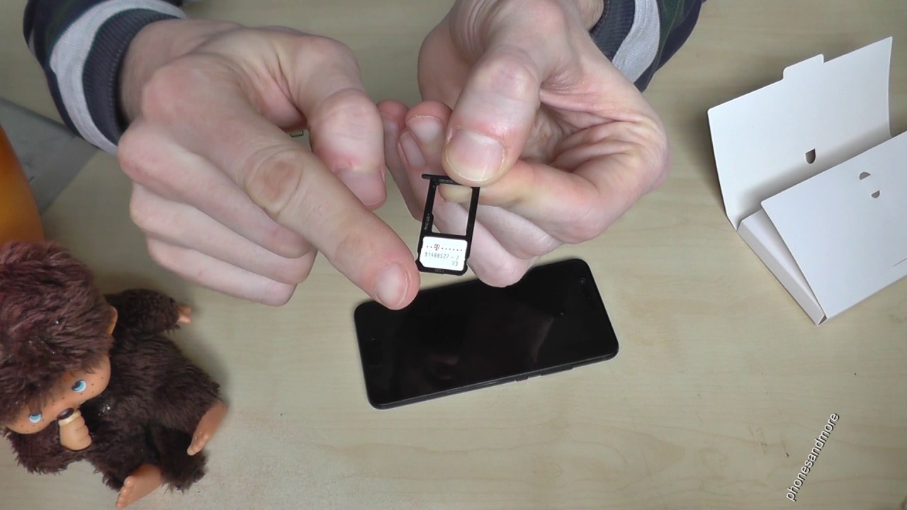 Huawei P10 Sim Karte Einsetzen.Huawei P10 Dual Sim How To Insert The Sim Card Works Also For P10 Plus Installation