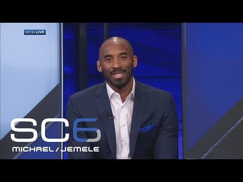 Kobe Bryant Interview On SportsCenter Part 1 | SC6 | March 24, 2017