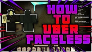 Rogue Lineage: How to get Uber Faceless
