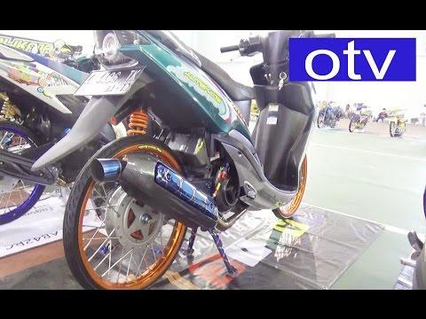 Motor Kontes Yamaha Mio Modifikasi Thailook