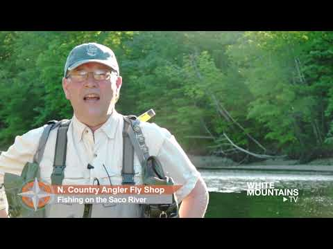 EXPLORE: How To Fly Fish The Saco River
